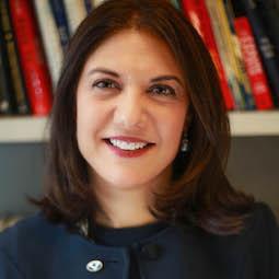 Mary Ellen Iskenderian profile