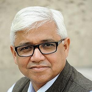 Amitav Ghosh profile