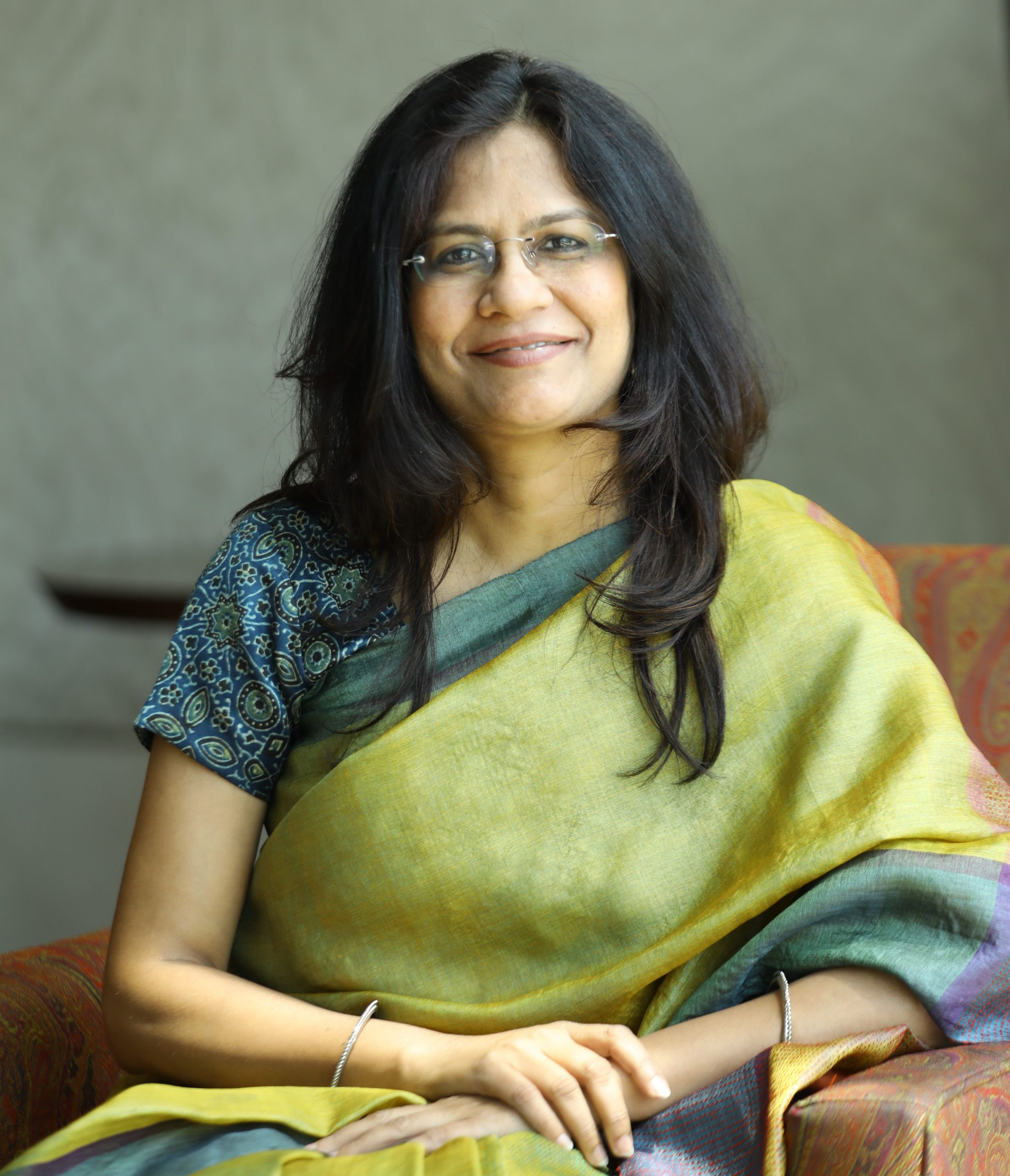 Anshu Bhartia profile