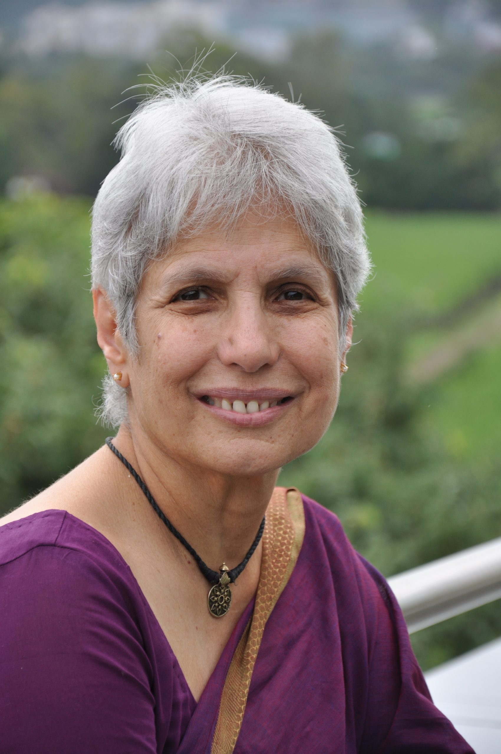 Anu Aga Profile
