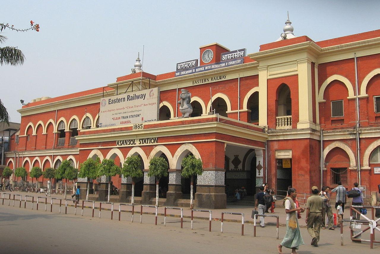 Asansol station