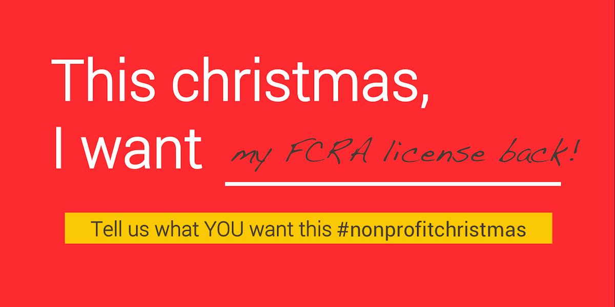 nonprofit Christmas