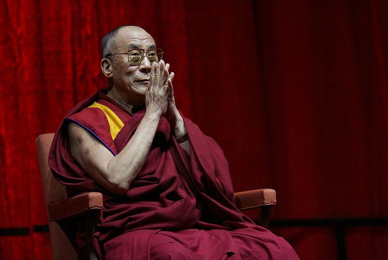 Dalai Lama-Famous People Nonprofit