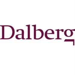 Dalberg author logo