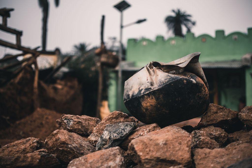 Damage after a cyclone in Odisha - Parij Borgohain, Pexels_edit