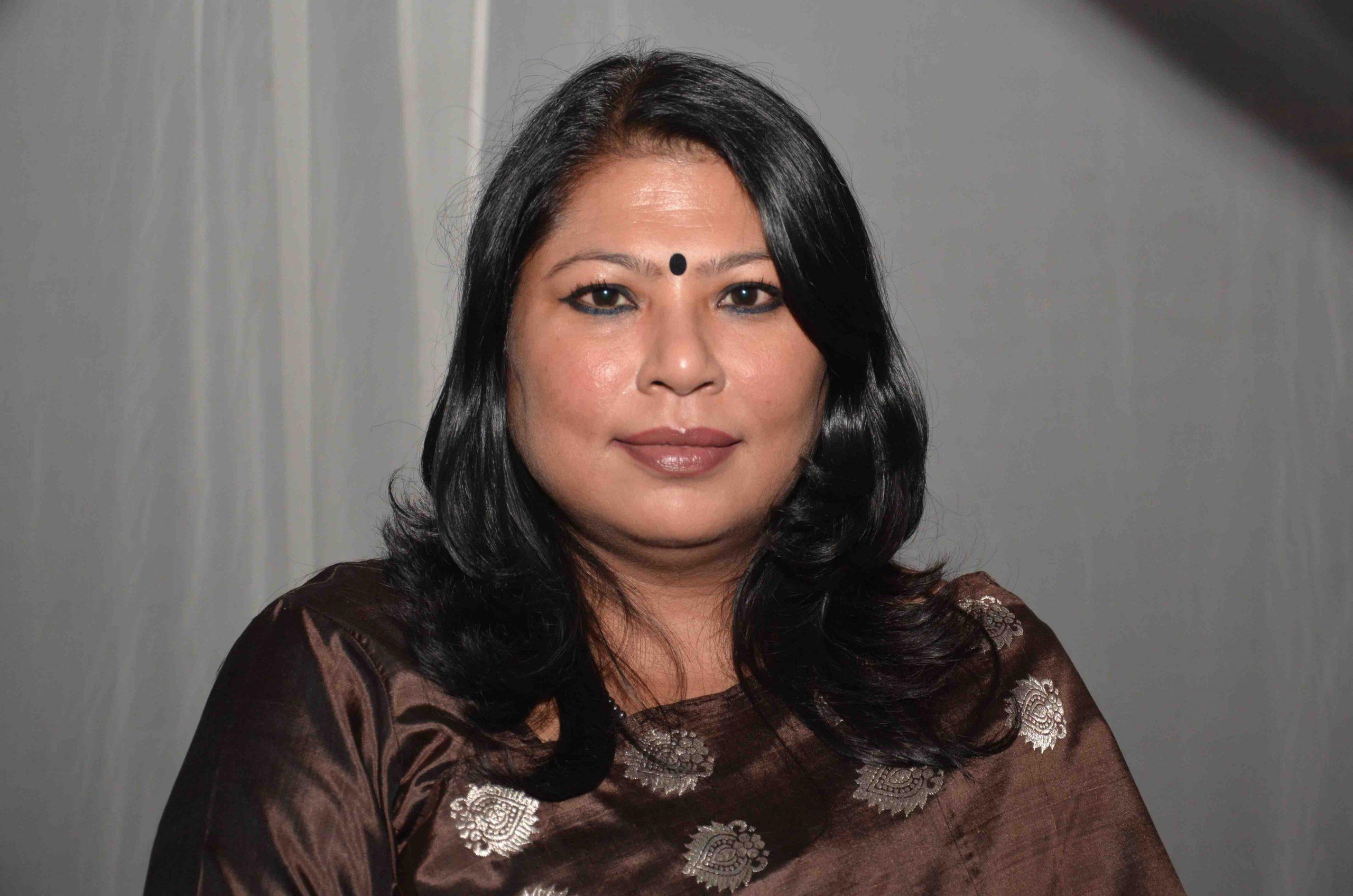 Dr Aparajita Gogoi Profile
