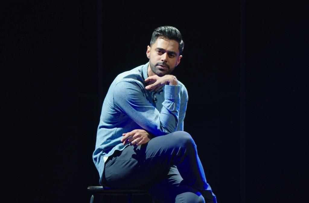 Hasan Minhaj homecoming king nonprofit humour