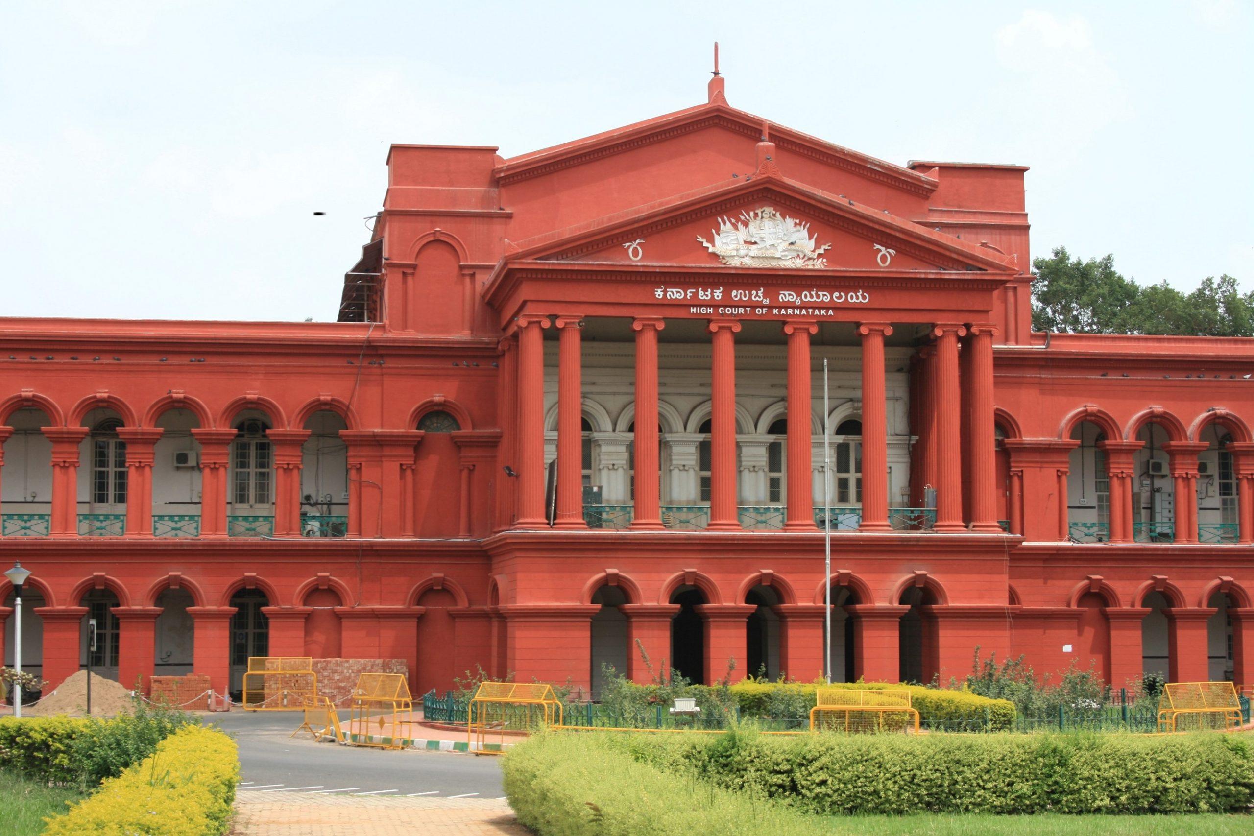 High Court in Karnataka