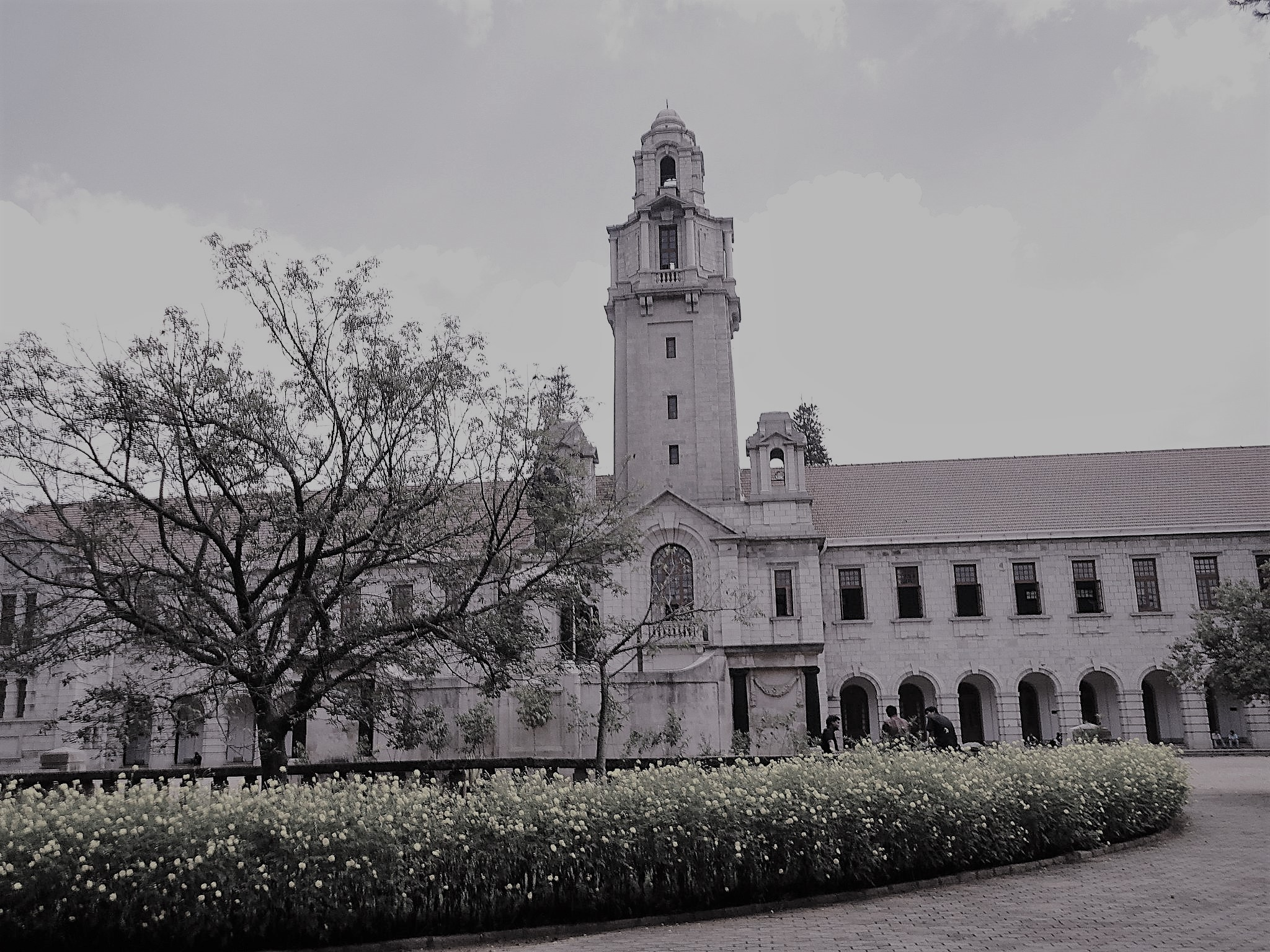 Indian institution of science building