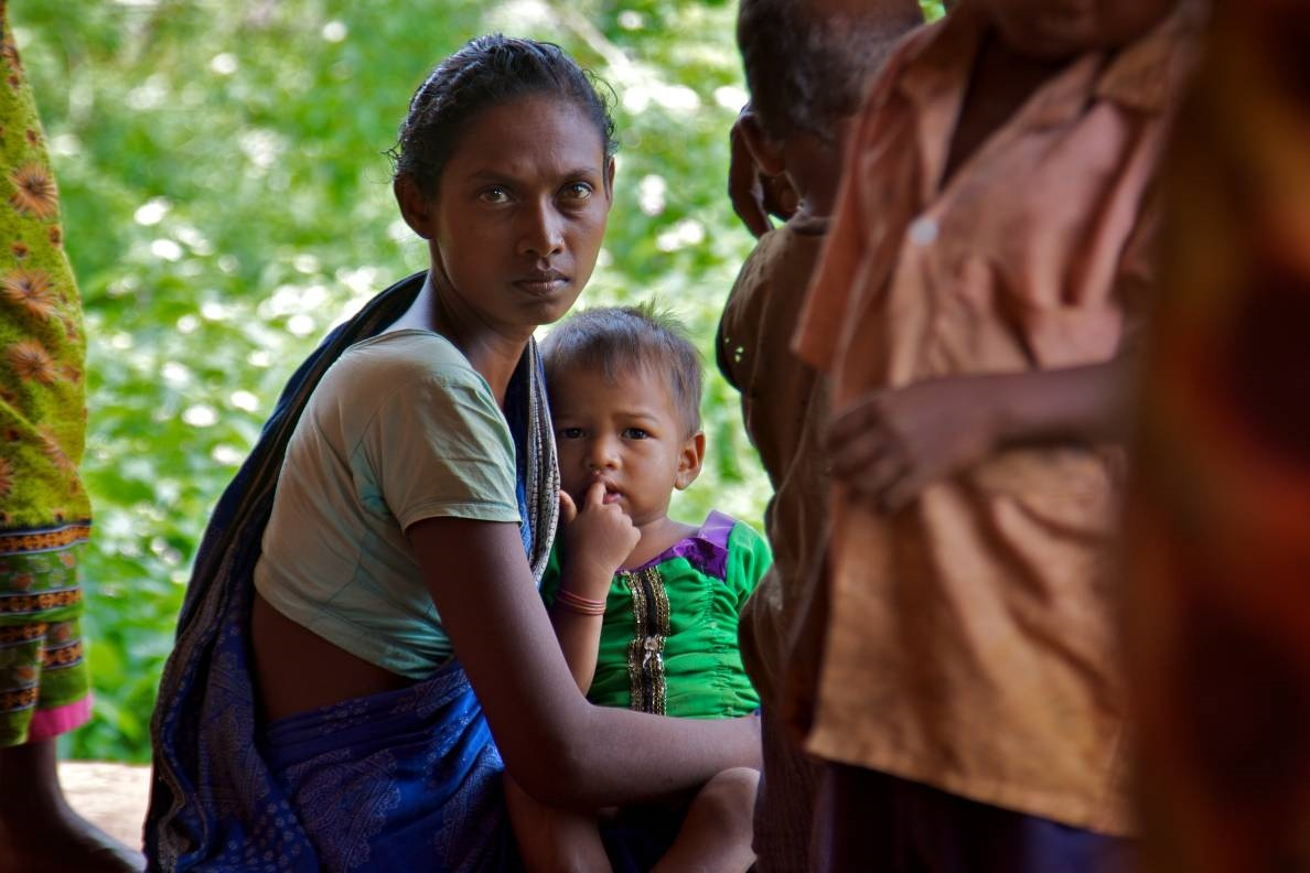 woman with child_arjun swaminathan