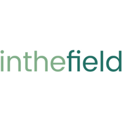 In the field logo