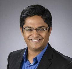 Karthik Muralidharan headshot
