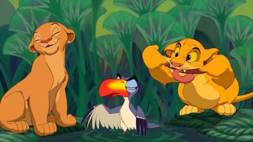 Lion King_nonprofit playlist