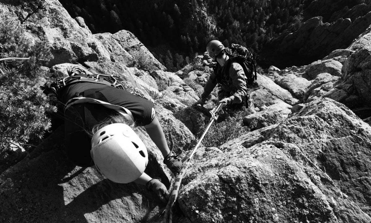Mountain climbers Founder transition