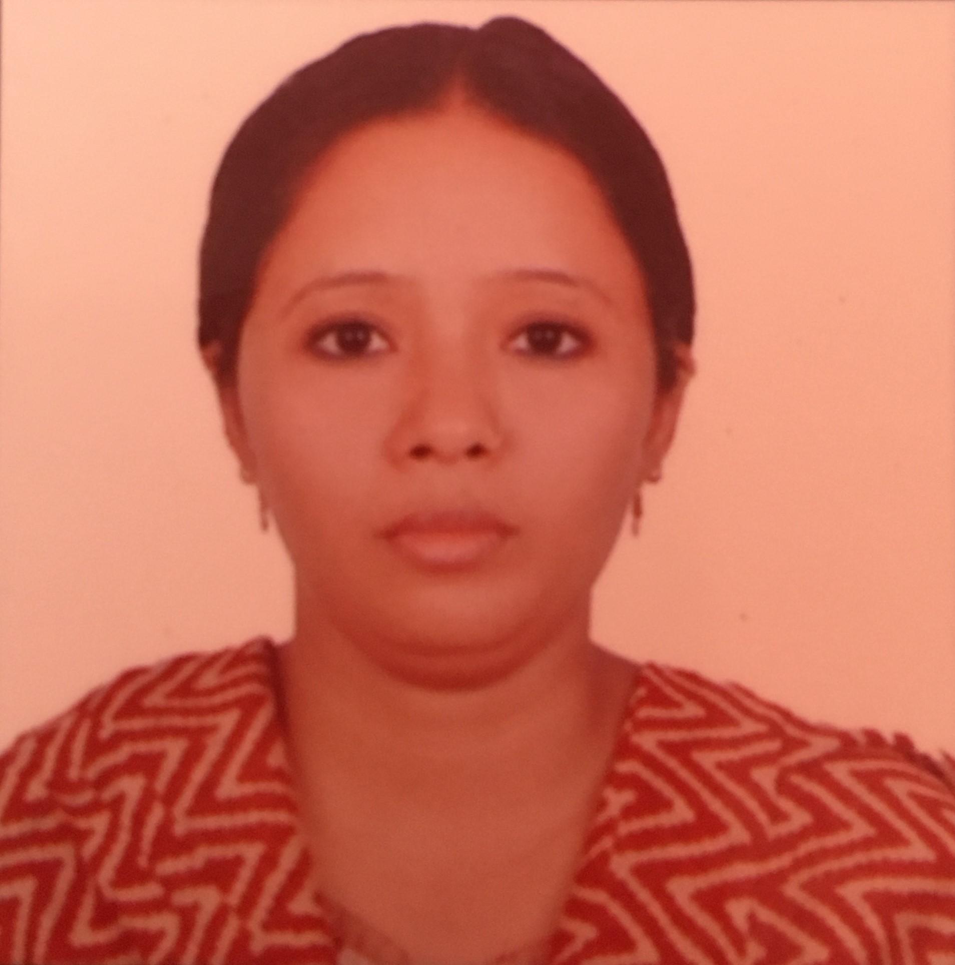 Nikhat Shaikh Profile