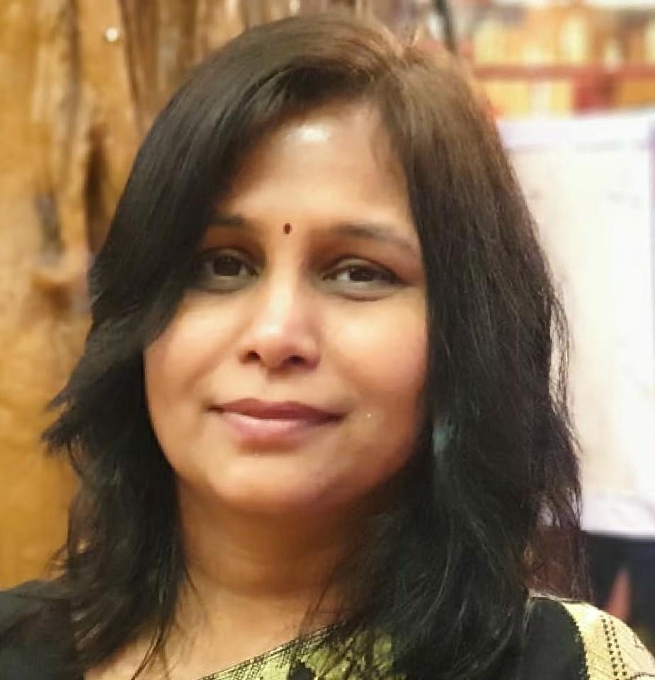 Priti Sridhar profile