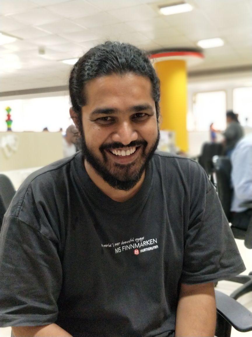 Raghunandan Hegde profile