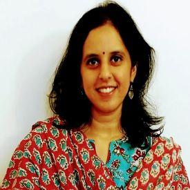 Rakshita Swamy profile