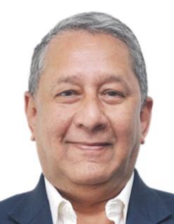 Ranjit Barthakur passport sized photo