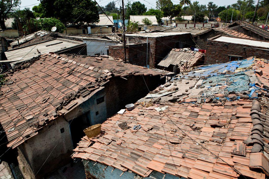 philanthropy for urban slums in India