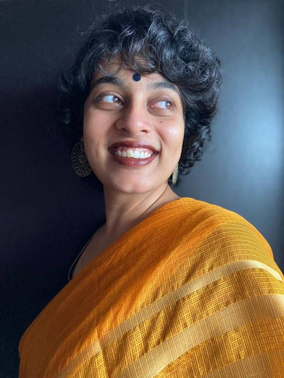 Shruthi Iyer - profile