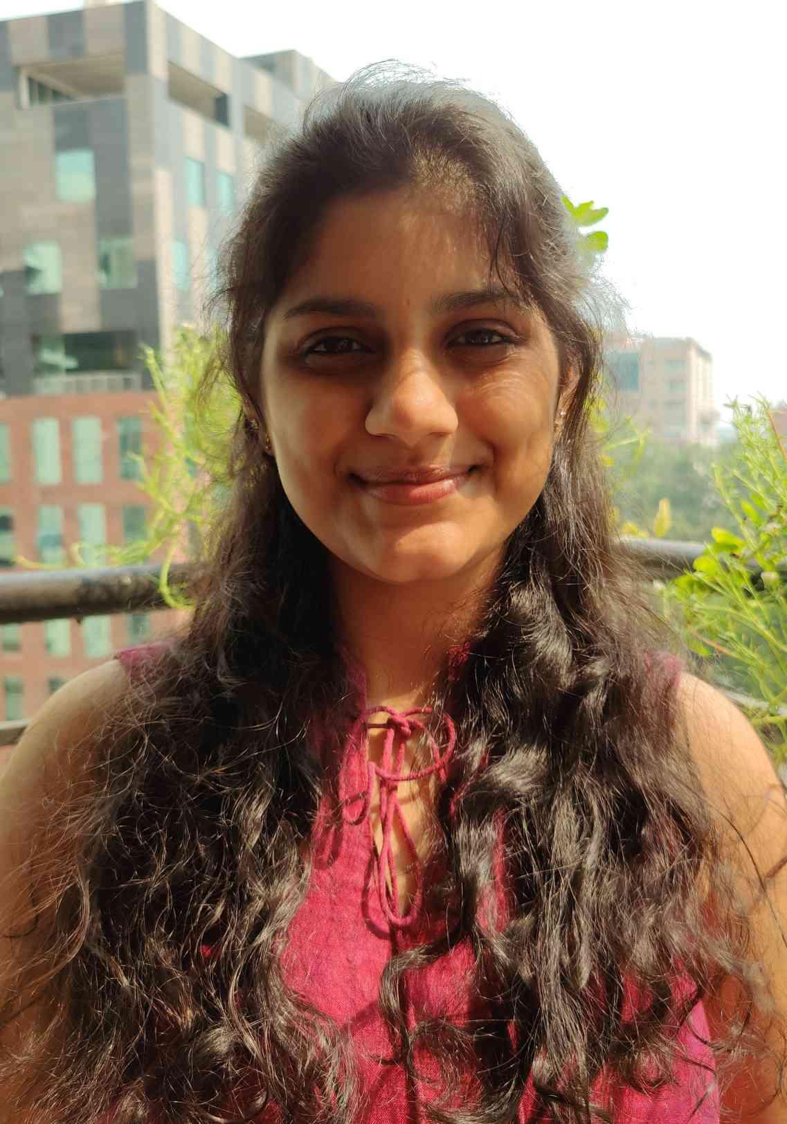 Shruti Appalla profile