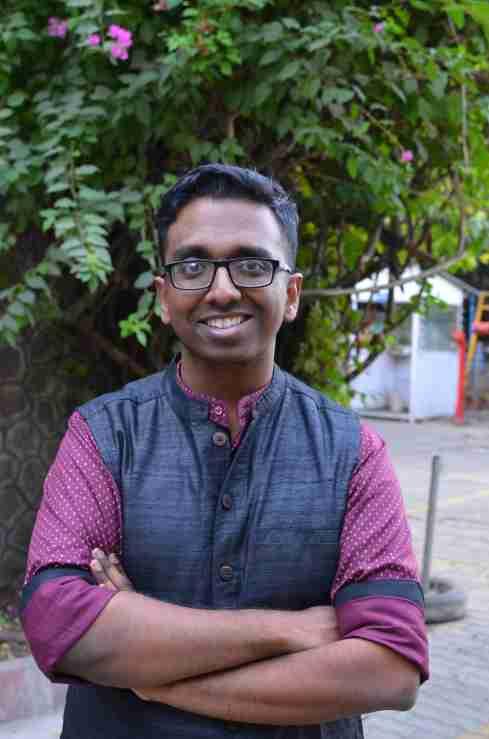 Siddesh Sarma-profile
