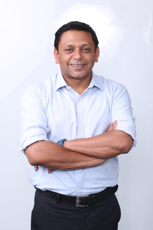 Siddharta Swarup profile BMGF IDR