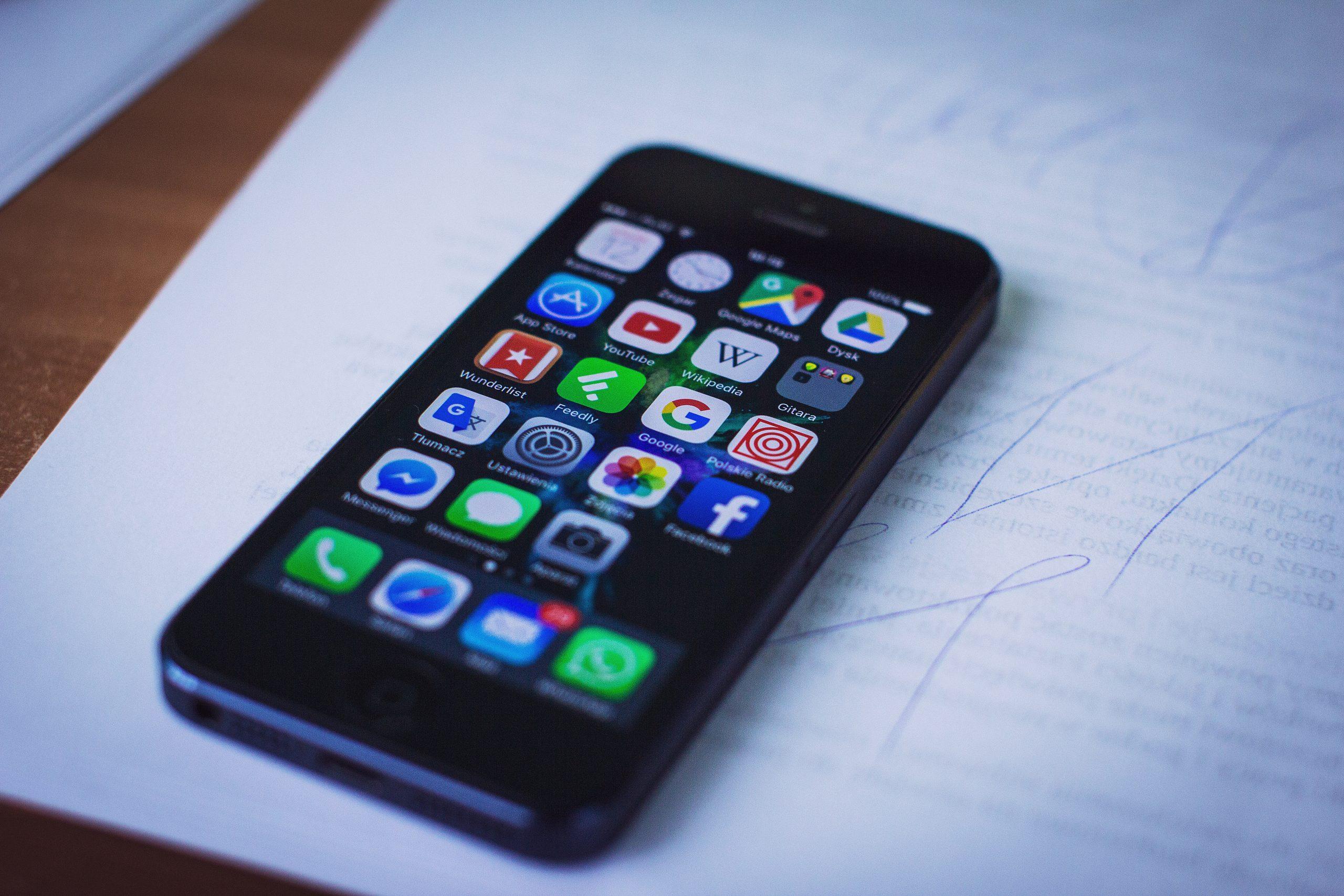 Smartphone image inclusive, sustainable development