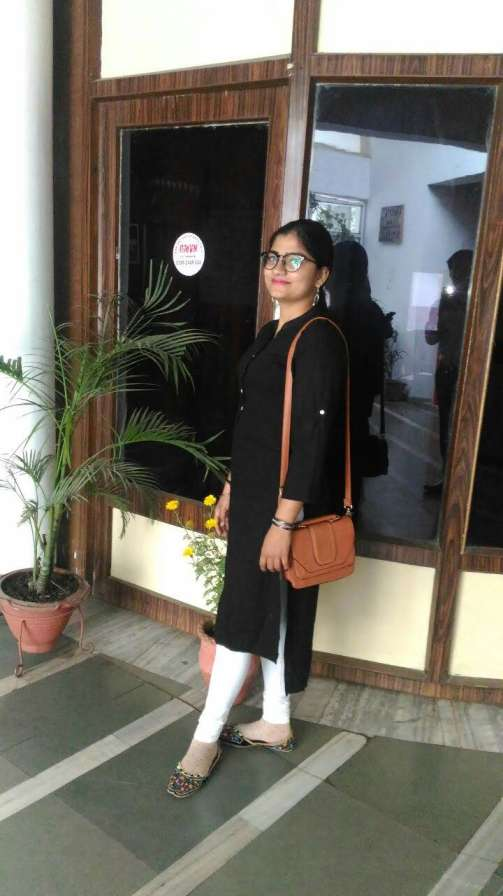Sonali Singh- Profile
