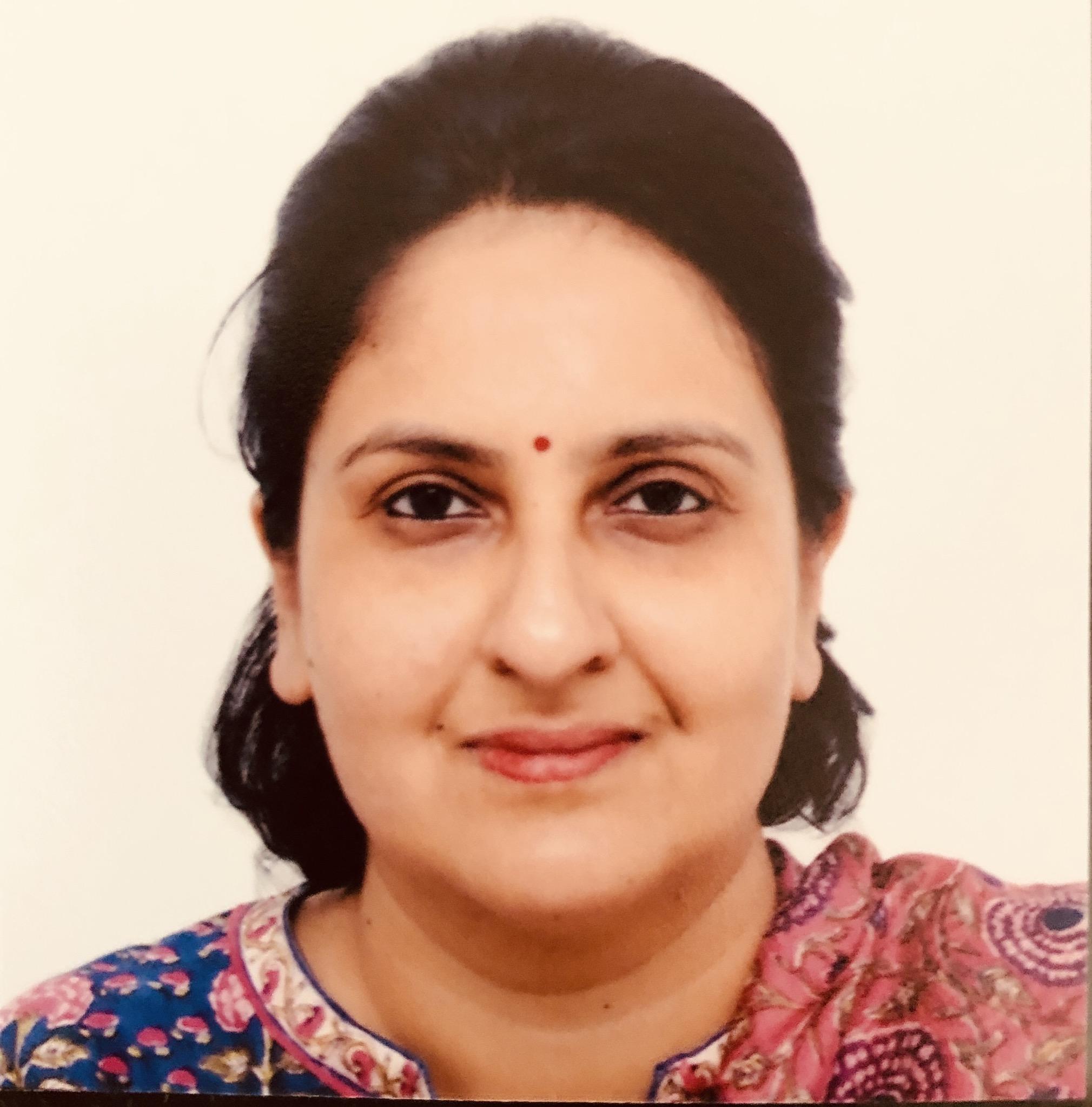 Soumya Kapoor Mehta IDR