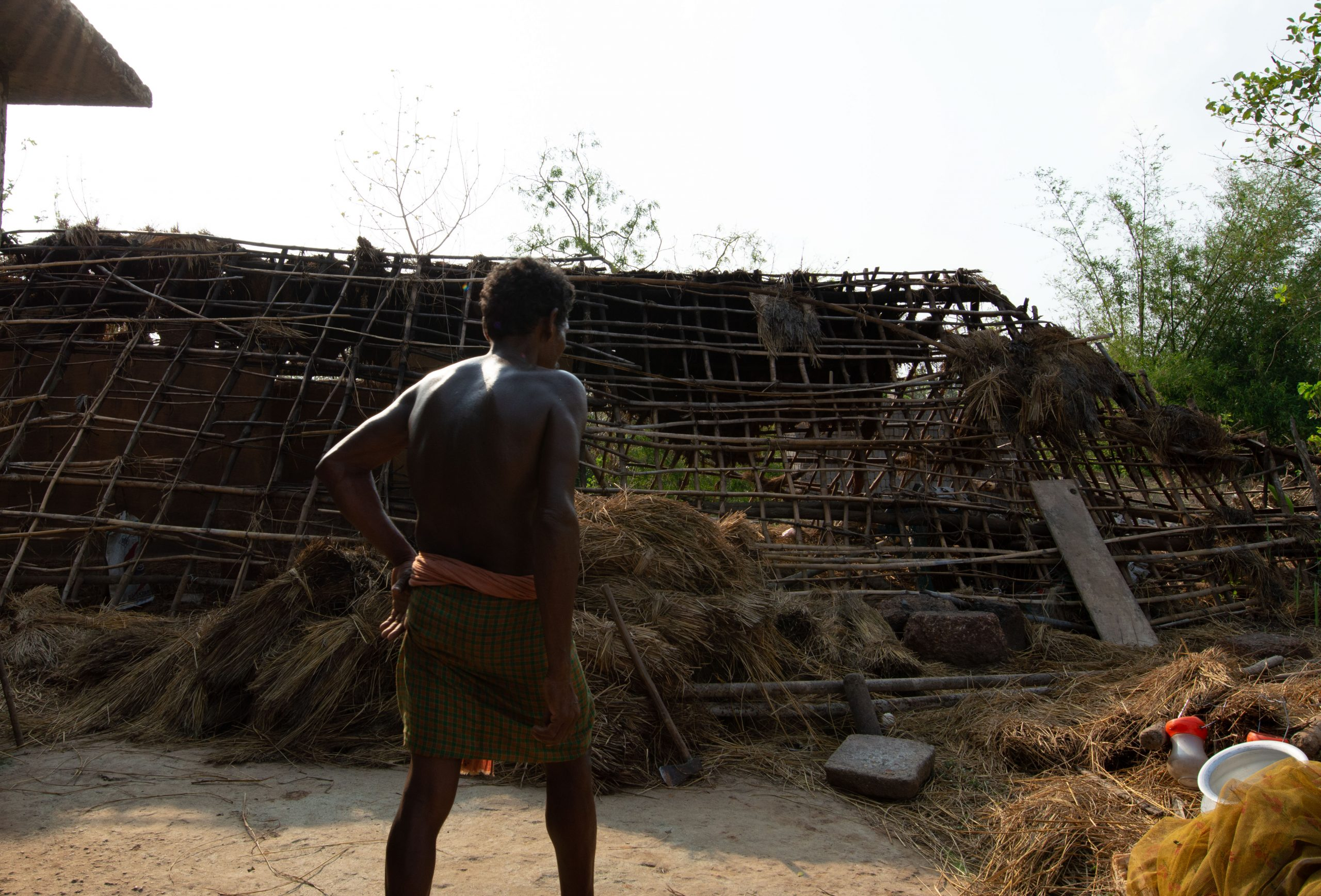 damage caused by cyclone fani in odisha