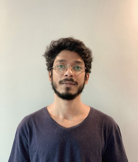 Upamanyu Das- profile