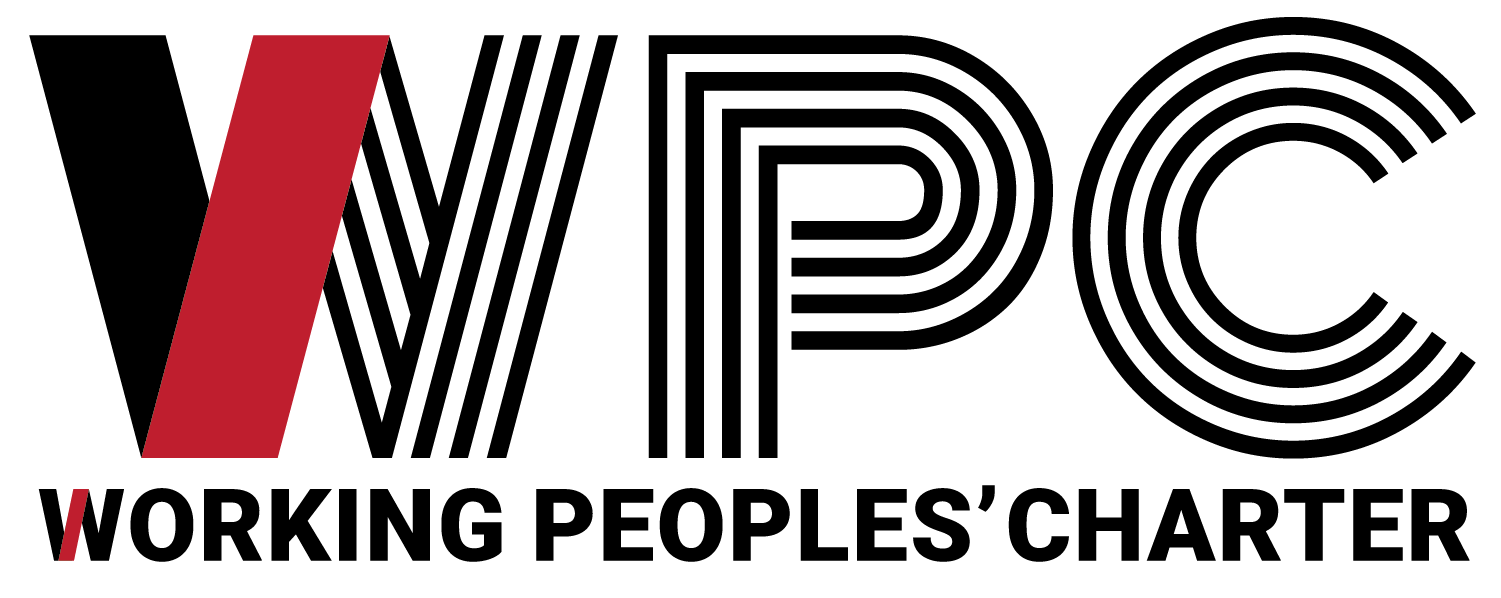 Working Peoples' Charter logo