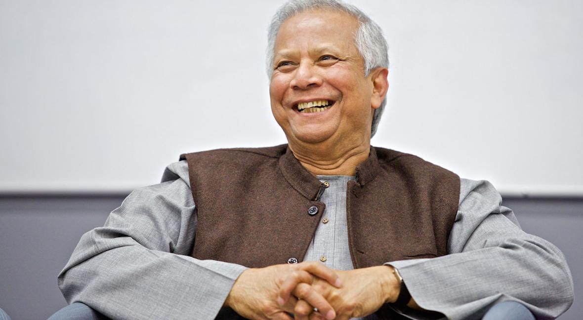 Muhammad Yunus Profile