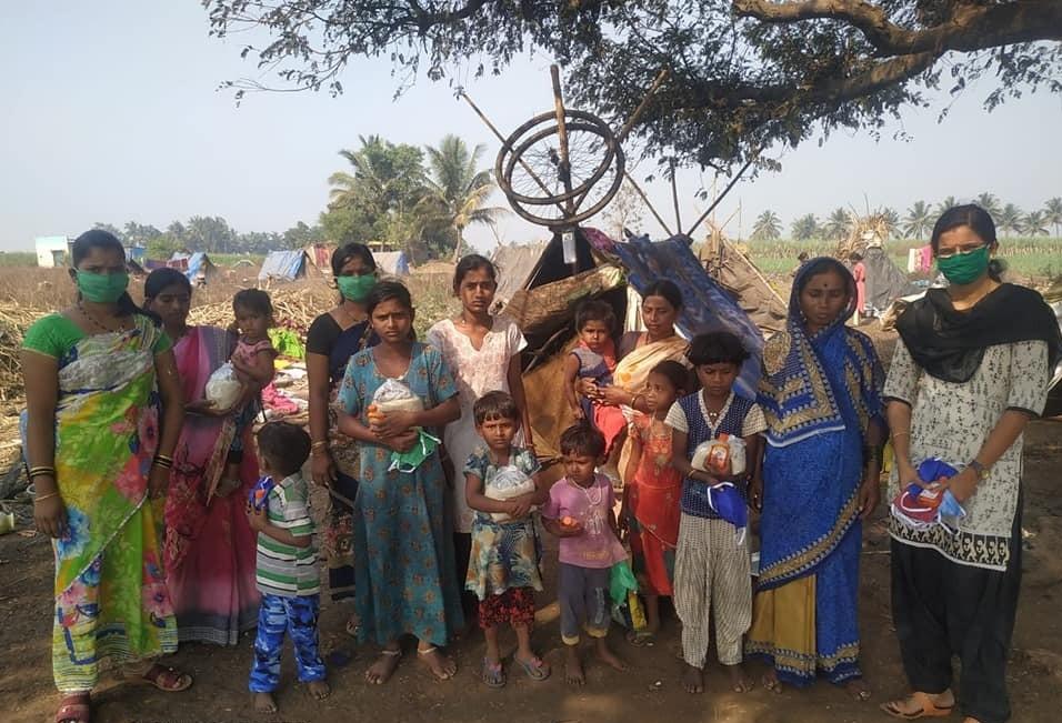 migrant sugarcane workers in maharashtra_covid_coronavirus_groundup