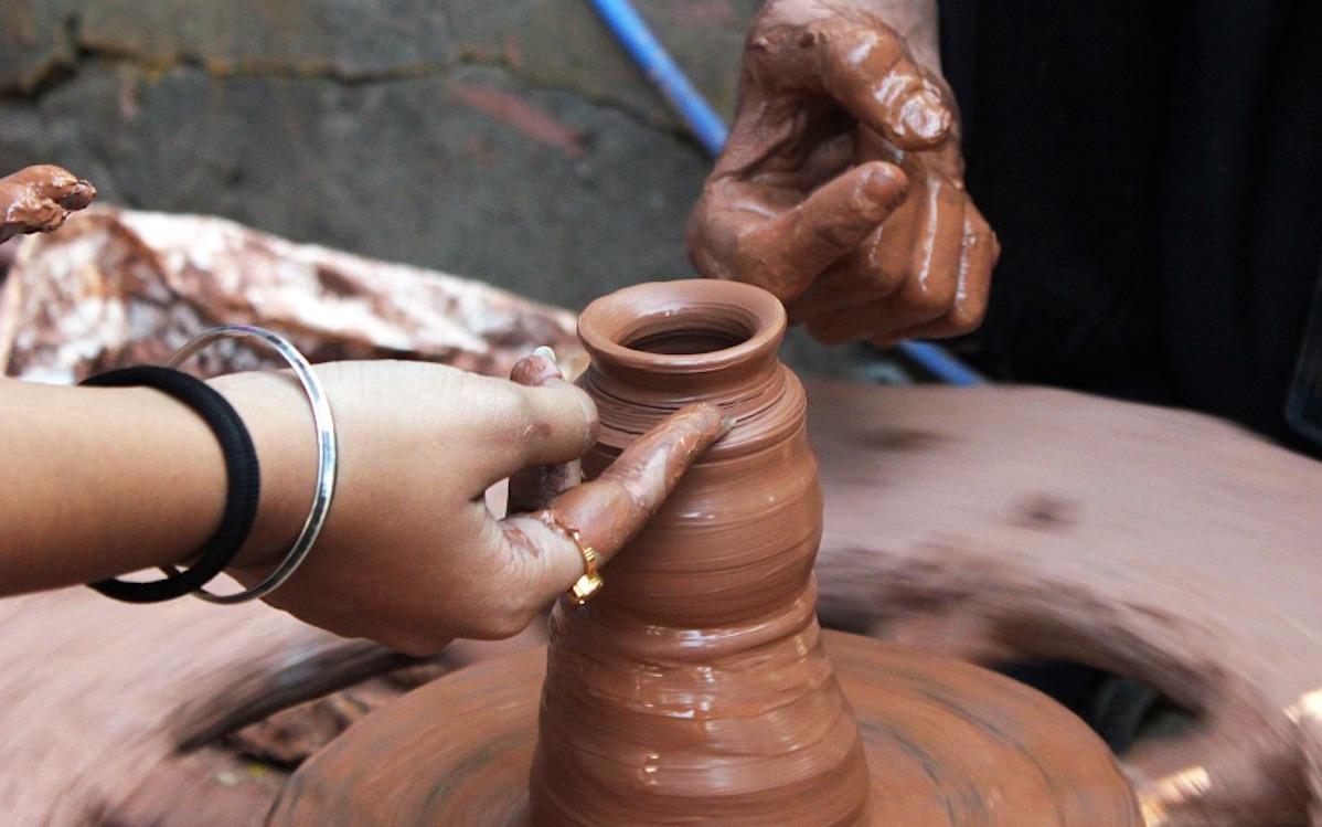 pottery founder transition