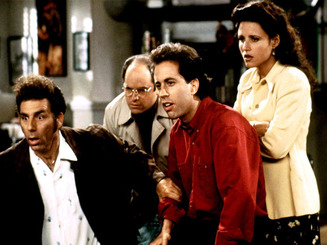 The Seinfeld cast