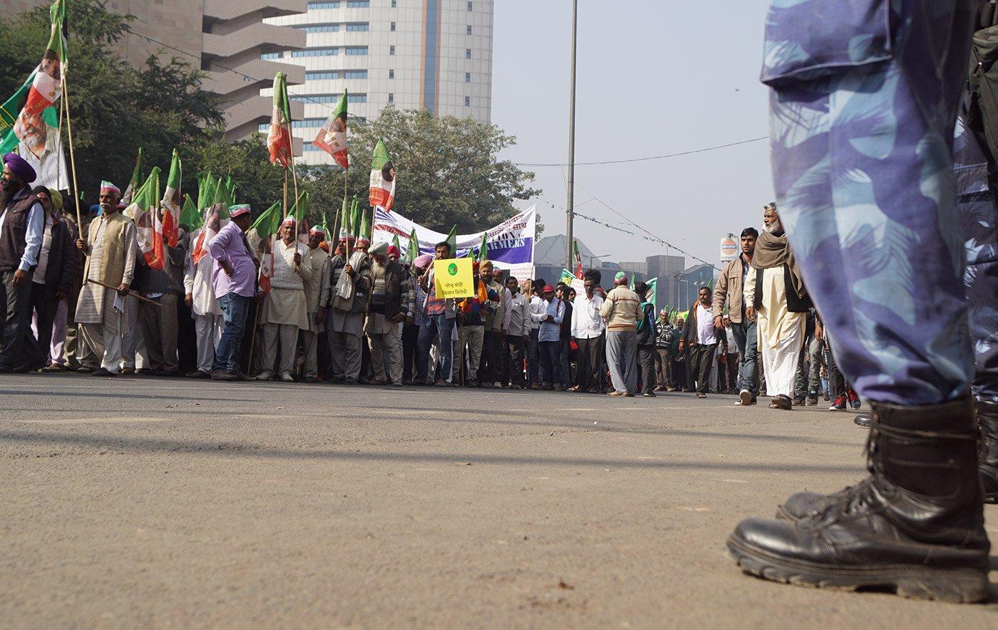 Kisan Mukti March