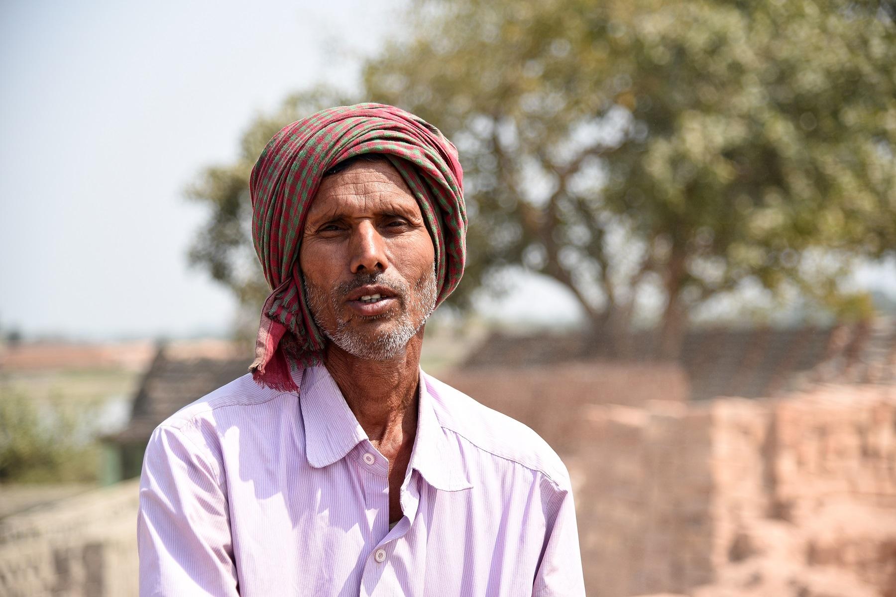 16. Narmu Yadav, from Gazipur, Uttar Pradesh