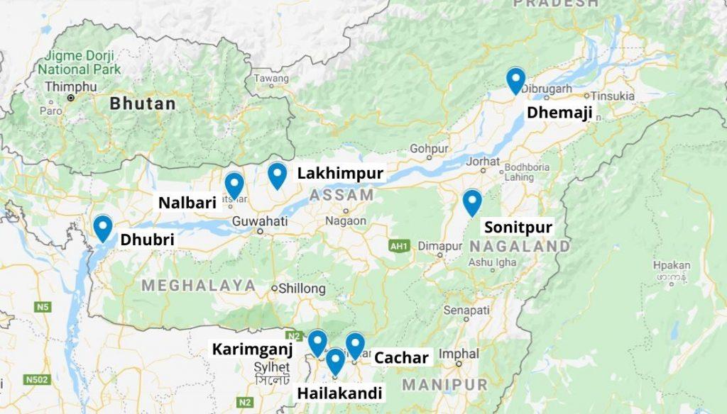 Assam brahmutra basin_floods