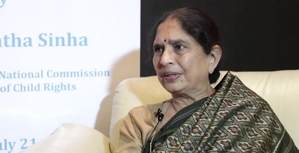 Shantha Sinha profile