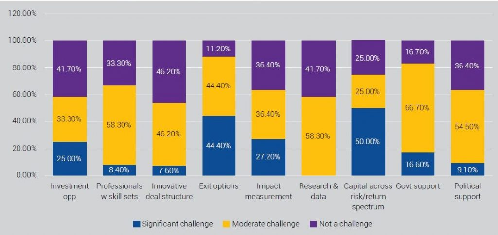 IDR_impact investing_Challenges