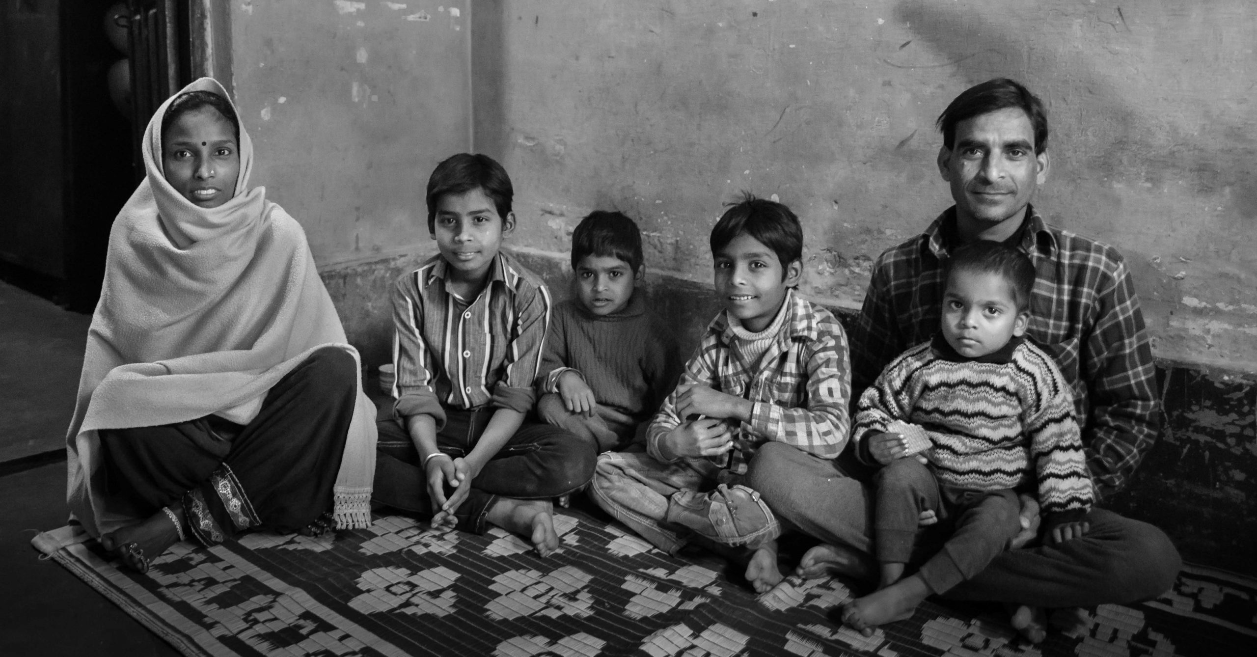 family of manual scavengers