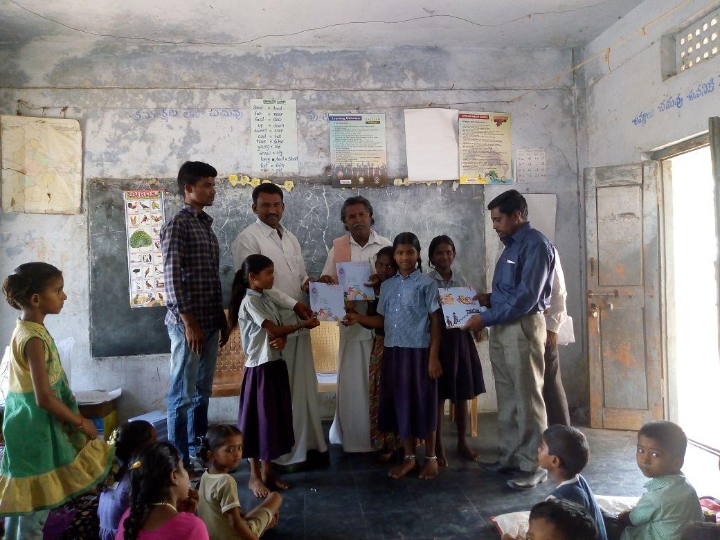MV Foundation-programme