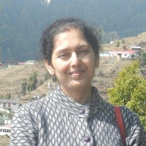 Sushmita Das- Profile