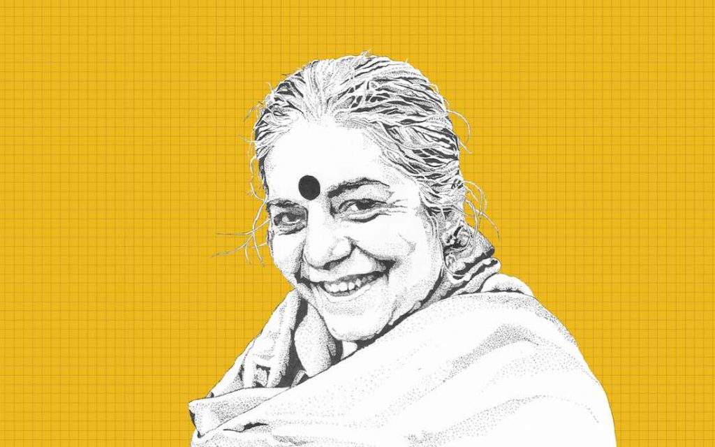 Dr Vandana Shiva graphic_AKrishnamurthy