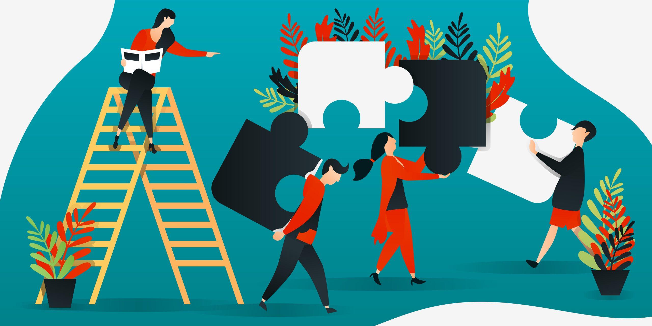 capacity building illustration_shutterstock