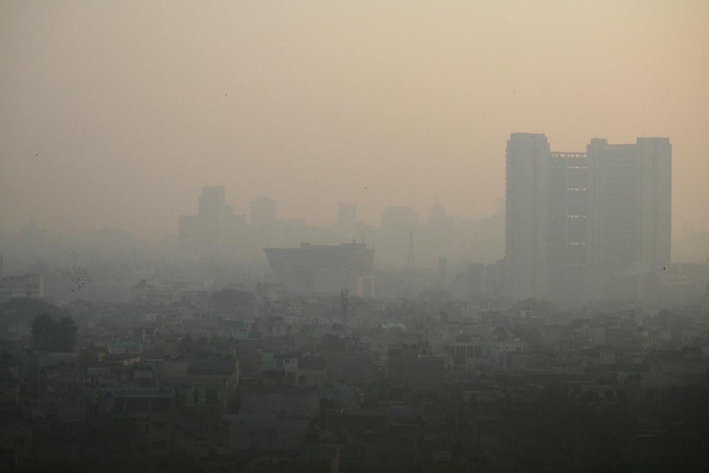 West Delhi_pollution