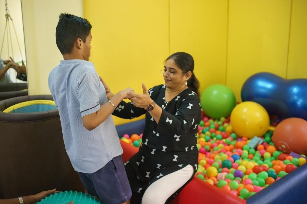 child with IDD therapy_JaiVakeel-covid_2